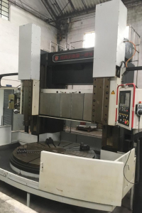TORNO VERTICAL CNC MAMUTH TV2500
